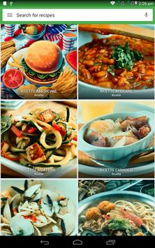 7 Schermata Cucina del mondo