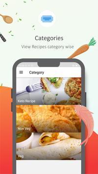 Cookwik App, Recipes in Malayalam, English screenshot 3