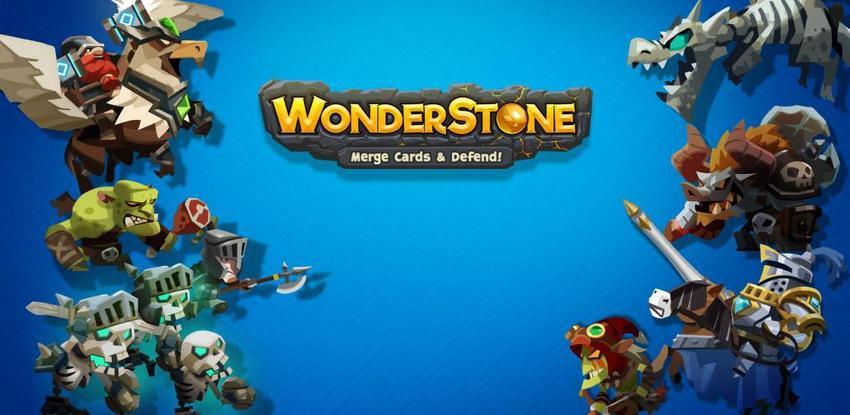 The Wonder Stone: Hero Merge Defense Clan Battle APK