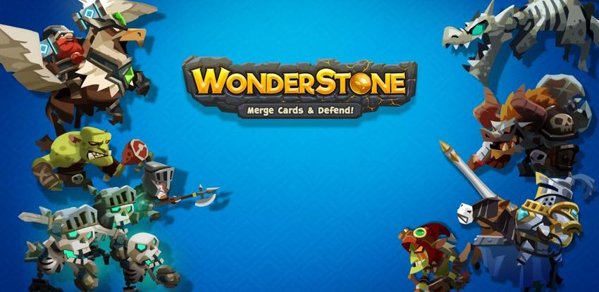 The Wonder Stone: Hero Merge Defense Clan Battle APK