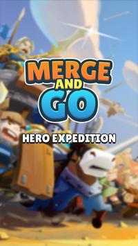 Merge and Go - Idle Game poster