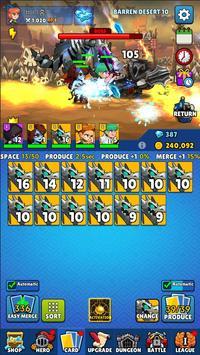 Merge and Go - Idle Game screenshot 4