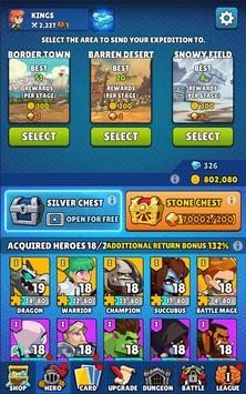 Merge and Go - Idle Game screenshot 5
