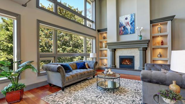 Home Design : Amazing Interiors screenshot 3