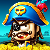 Pirate Coin Master: Raid Island Battle Adventure icon