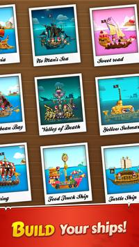 Pirate Coin Master: Raid Island Battle Adventure screenshot 3