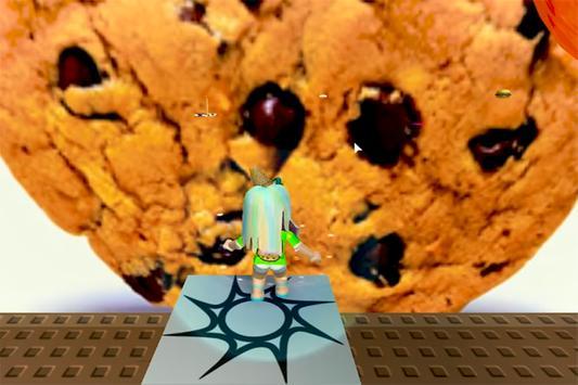 Crazy cookie swirl roblox's obby screenshot 2