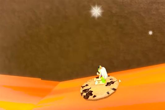 Crazy cookie swirl roblox's obby screenshot 5