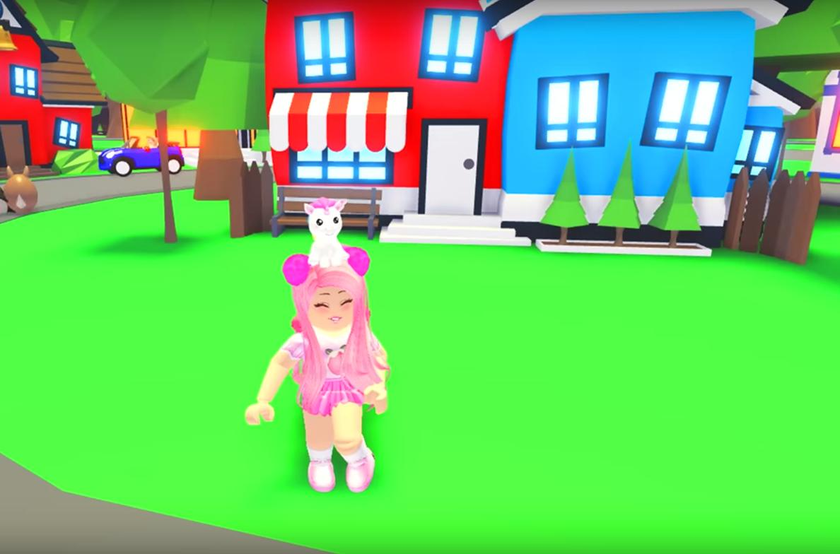 Adopt Me Jungle Roblx Unicorn Legendary Pet For Android Apk