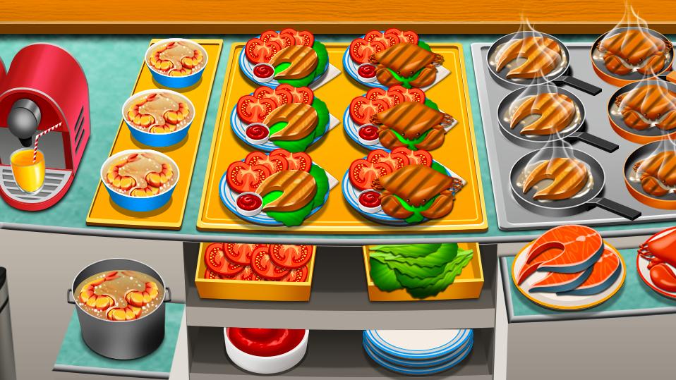 Alle Kochspiele
