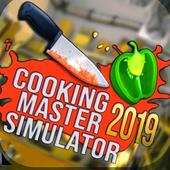 Cooking Master Simulator 2019 icon