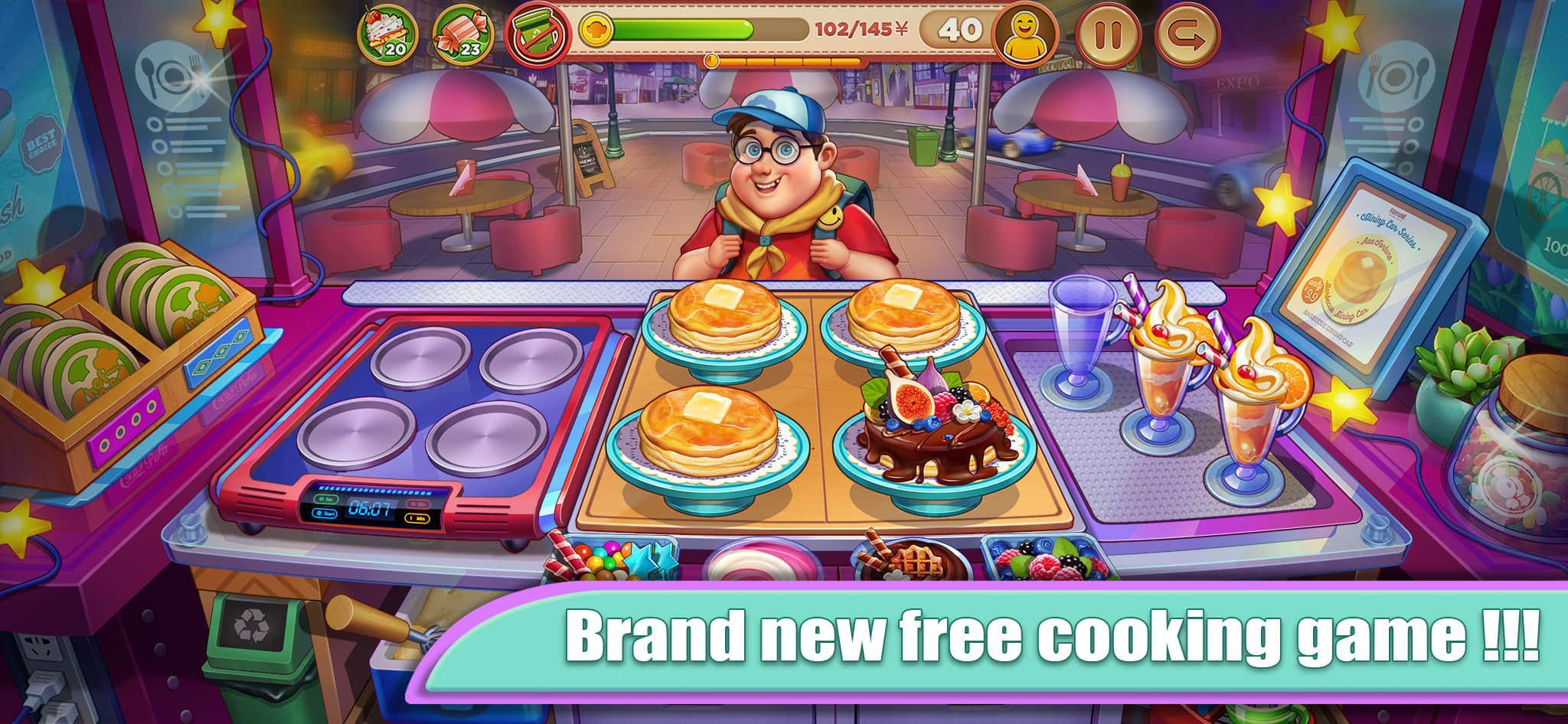 Cooking Restaurant Fast Kitchen Game For Android Apk Download