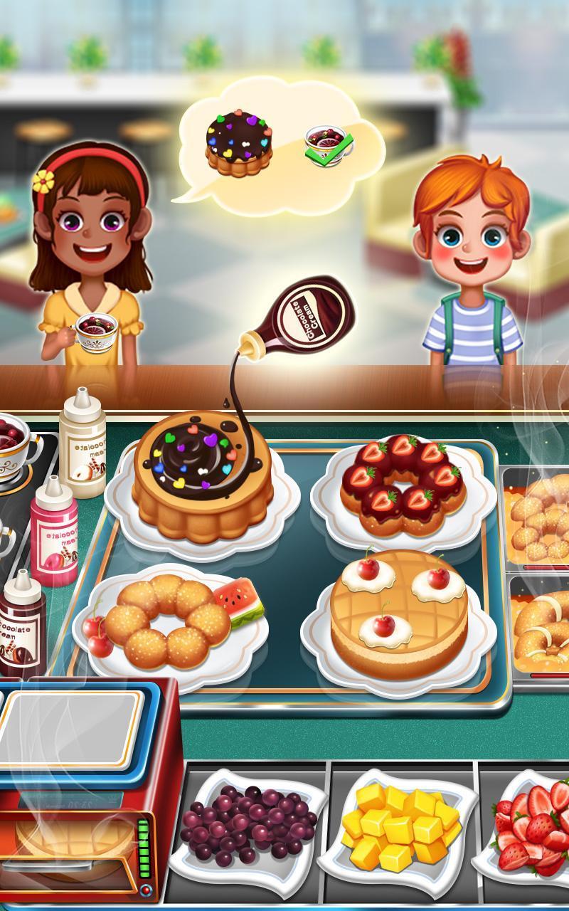 Cari permainan terbaru Top Cooking Chef