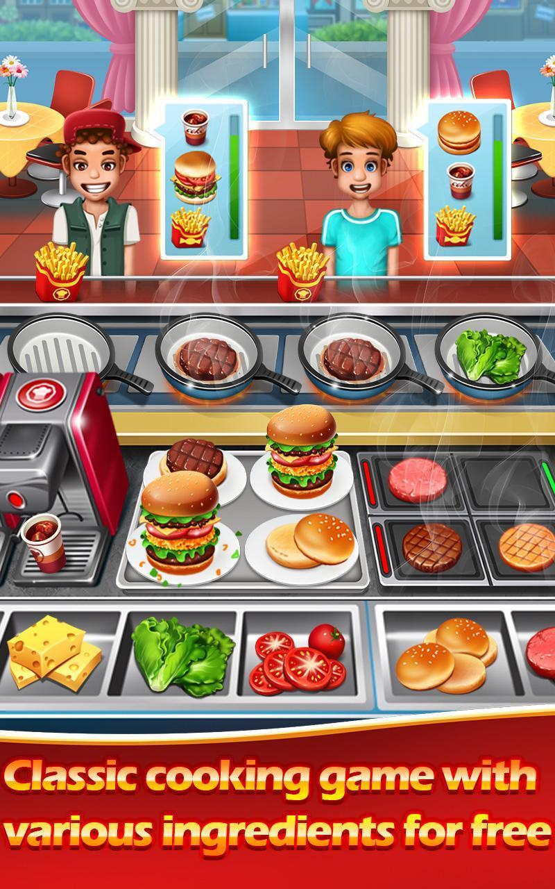 Download game free gratis Top Cooking Chef