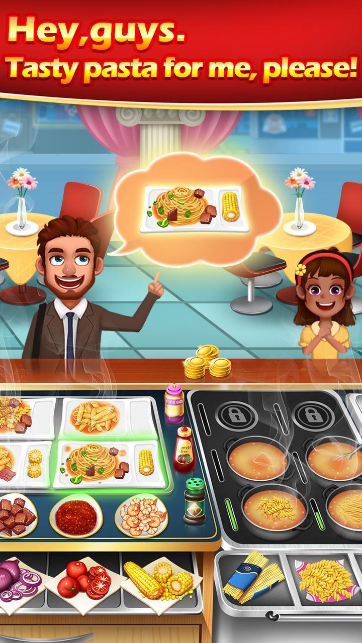 Donlot permainan gem Top Cooking Chef