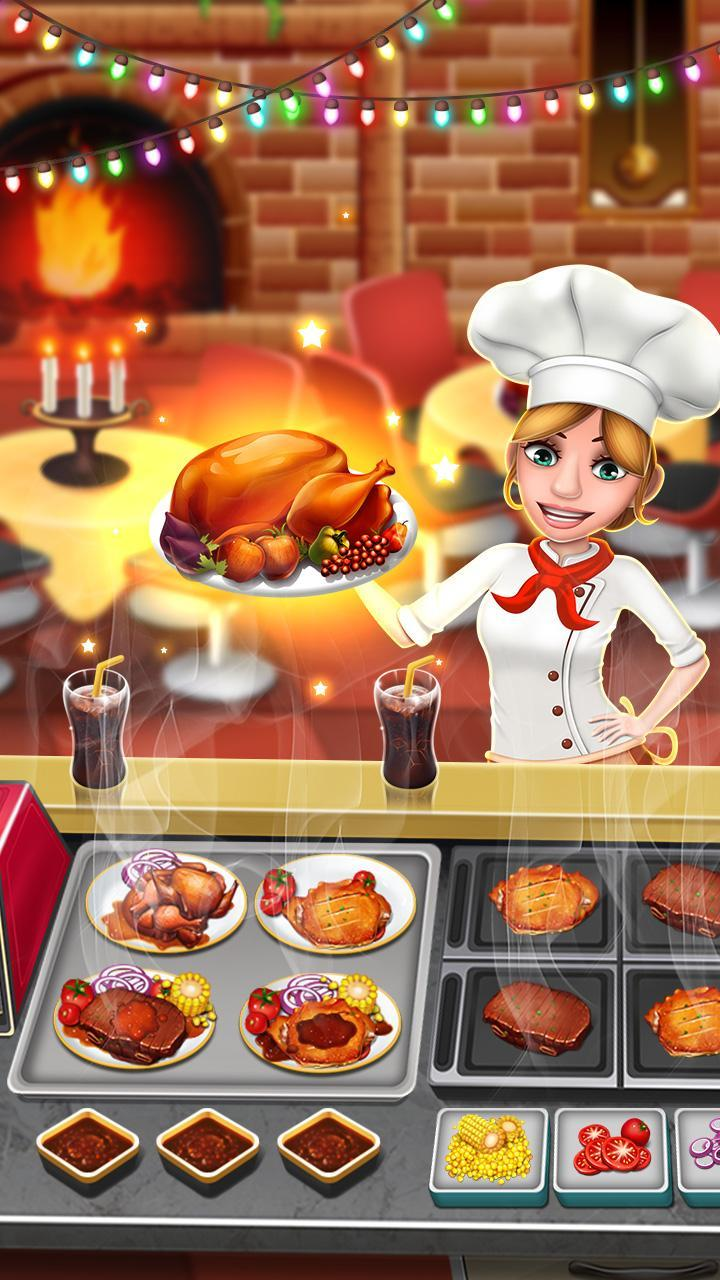 Mencari permainan gratis Top Cooking Chef