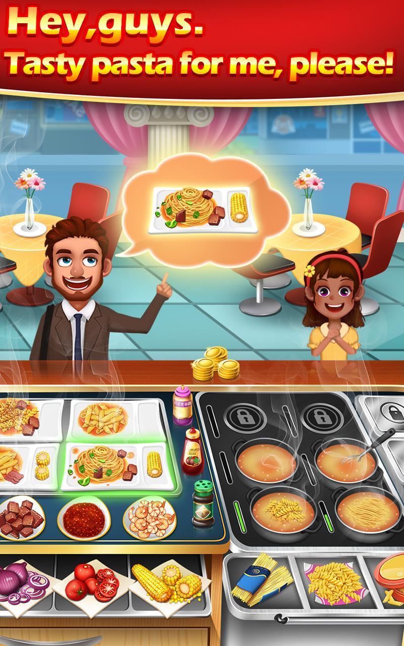Download game baru Top Cooking Chef