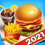 Cooking City: frenzy chef restaurant cooking games aplikacja