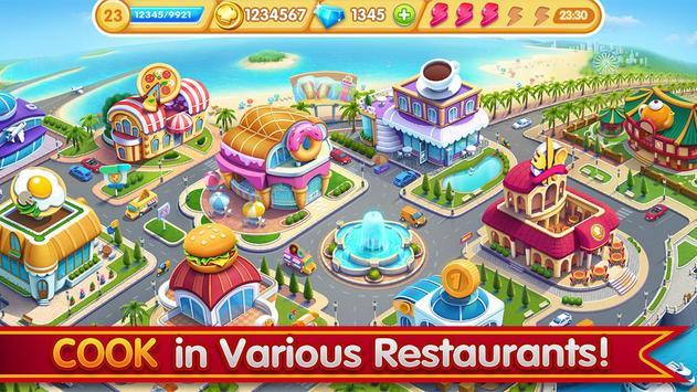 Cooking City screenshot 3