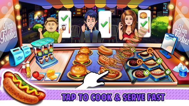 Game Memasak - Master Chef Kitchen Food Story screenshot 1