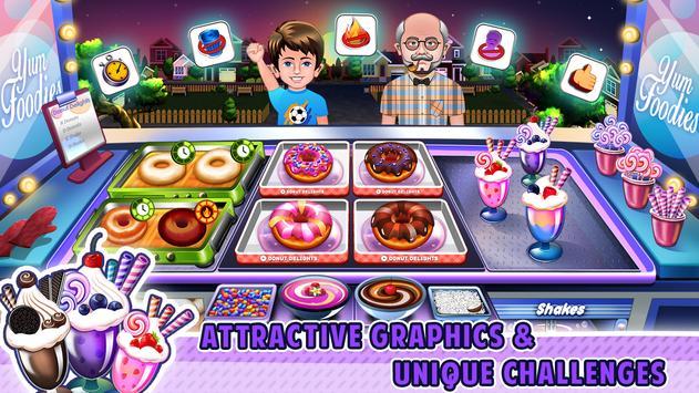 Game Memasak - Master Chef Kitchen Food Story screenshot 3