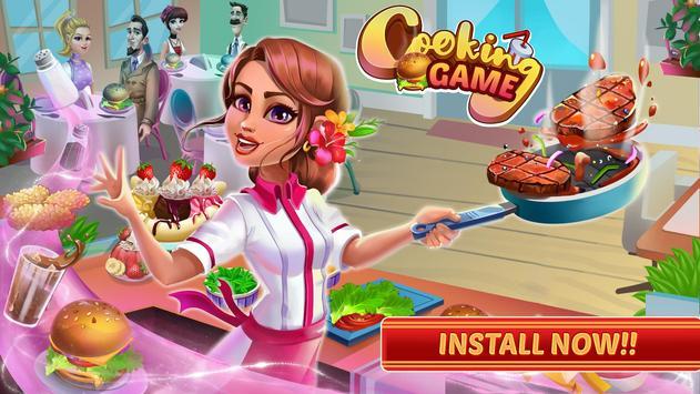 Cooking Games for Girls screenshot 2
