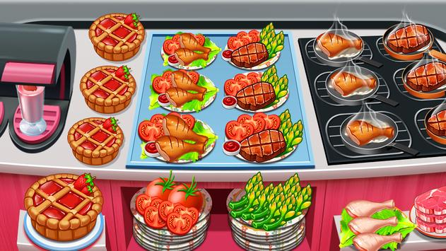 Cooking Games for Girls poster