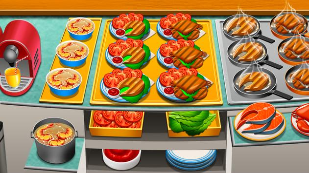 Cooking Games for Girls screenshot 1