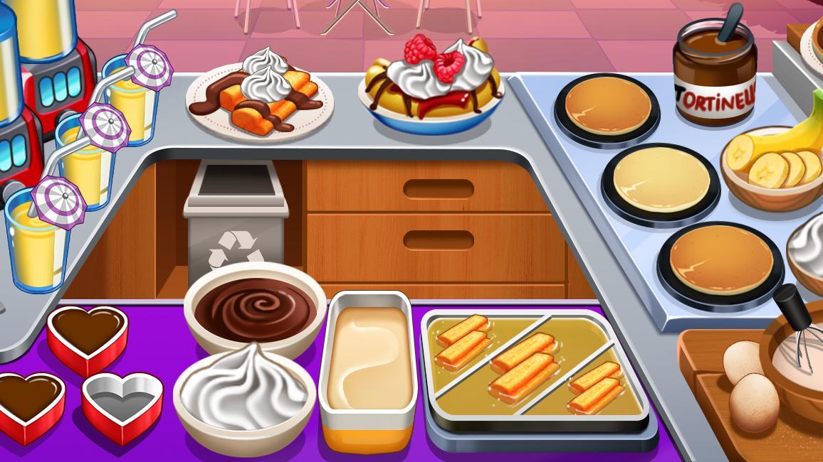 Mädchen Koch Spiele