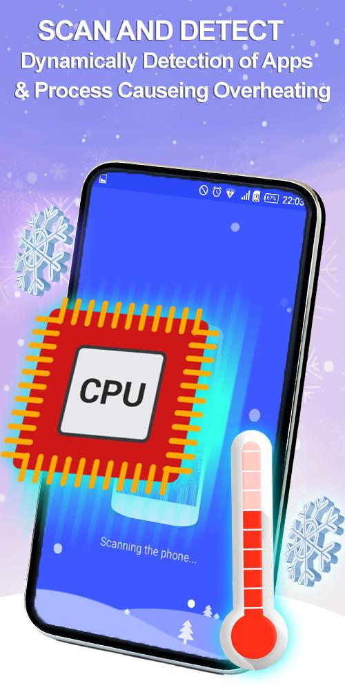Overheating Phone CPU Cool Down & Master Cleaner for Android - APK