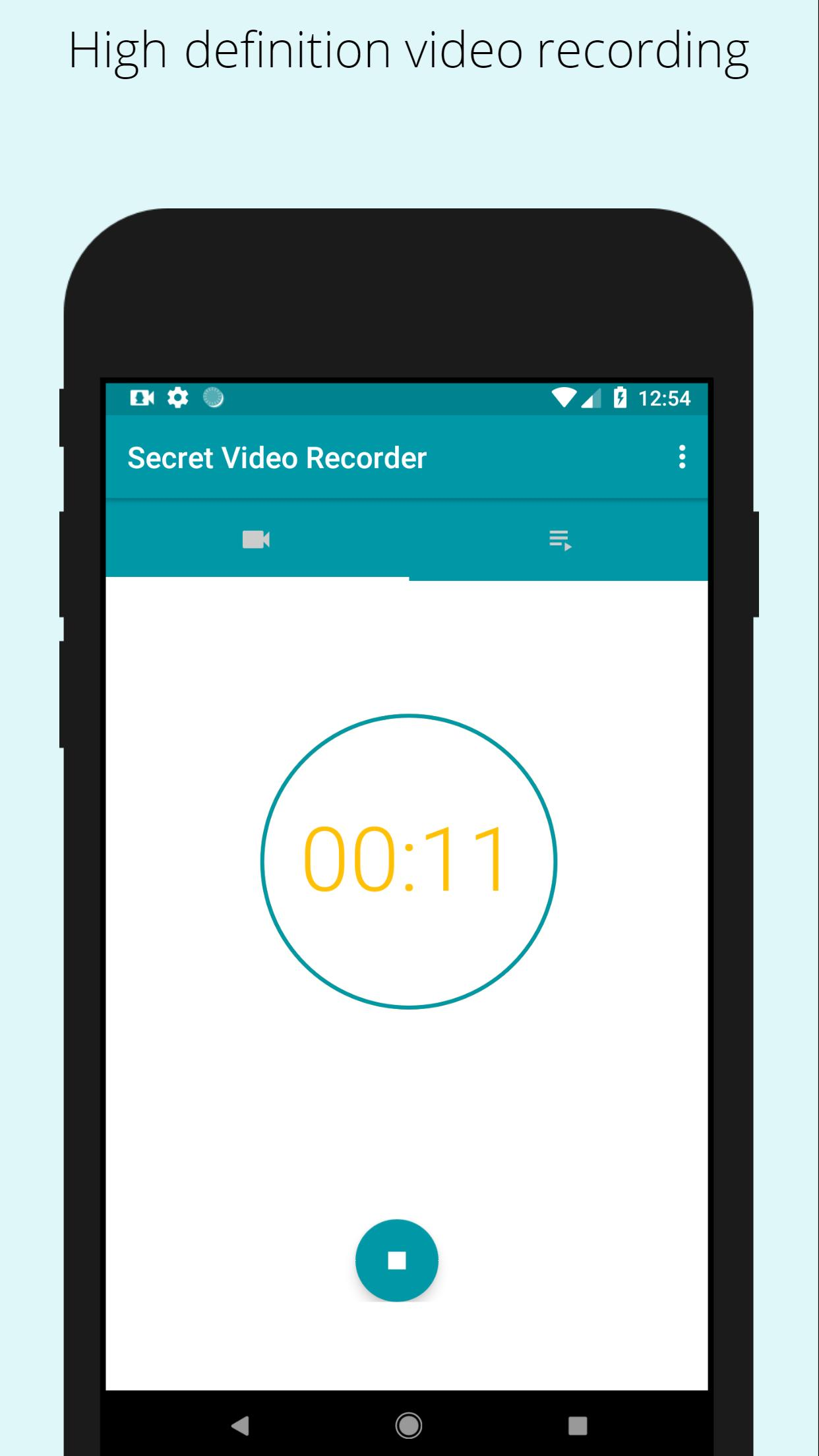 Secret Video Recorder (SVR) PRO v1.3.4.10 Cracked APK 2