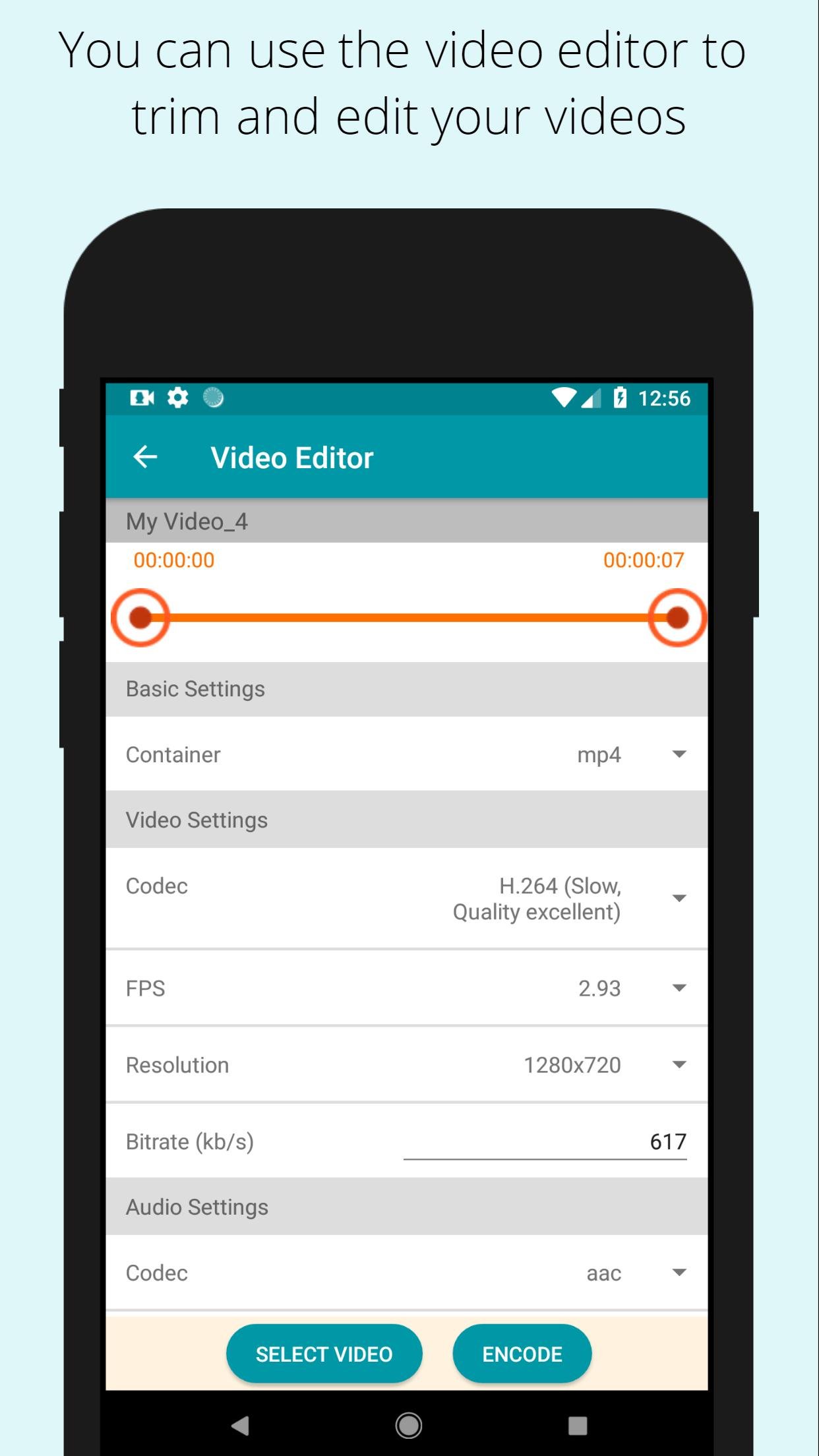 Secret Video Recorder (SVR) PRO v1.3.4.10 Cracked APK 5