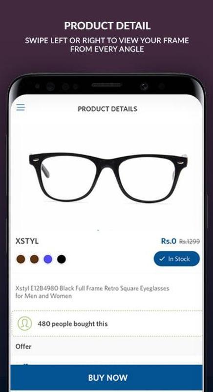 2590fb557b Coolwinks.com - Eyeglasses   Sunglasses для Андроид - скачать APK