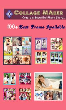 Photo Grid Collage Maker HD screenshot 4