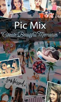Pic Mix 海报