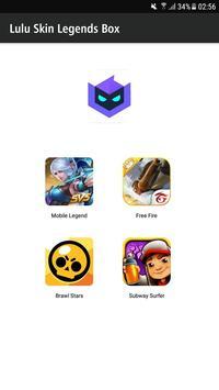 Lu LuBox - Free Skin Legends screenshot 3