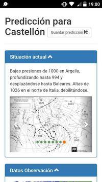 Meteorología Costera Española screenshot 1