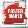 Plakkaat Schepper, Advertenties pagina ontwerper-icoon