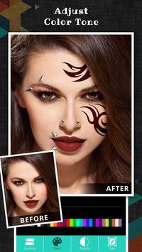 Mürekkepli: Fotoğrafımı Dövme Ekran Görüntüsü 12