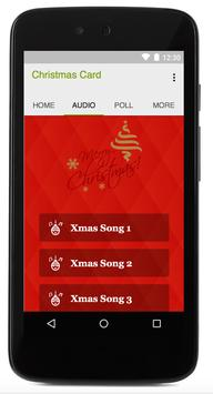 Christmas Card screenshot 1