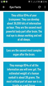 Cool Facts About Human Body screenshot 15
