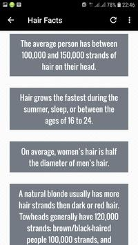 Cool Facts About Human Body screenshot 6