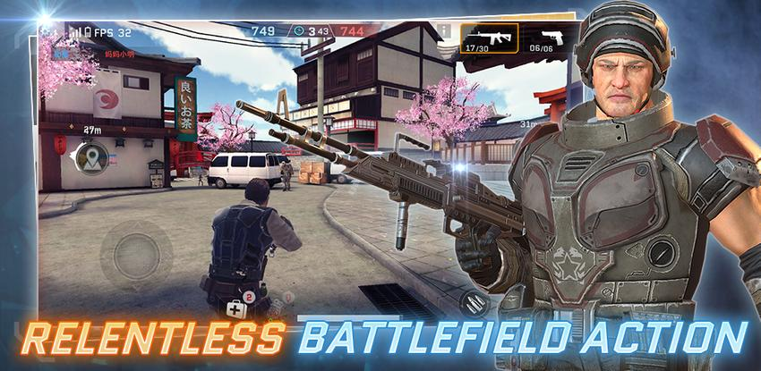Squad Conflicts APK