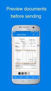 Easy Fax - Send Fax from Phone screenshot 2