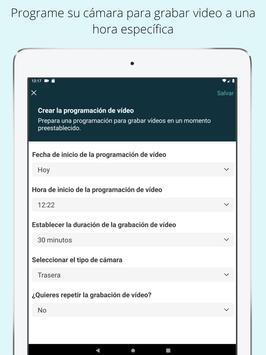 Grabador de video fácil Grabador de video de fondo captura de pantalla 13
