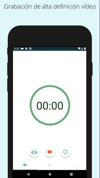 Grabador de video fácil Grabador de video de fondo captura de pantalla 2