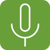 Easy voice recorder - Background voice recorder icon