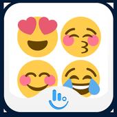 Twitter Emoji TouchPal Plugin icon