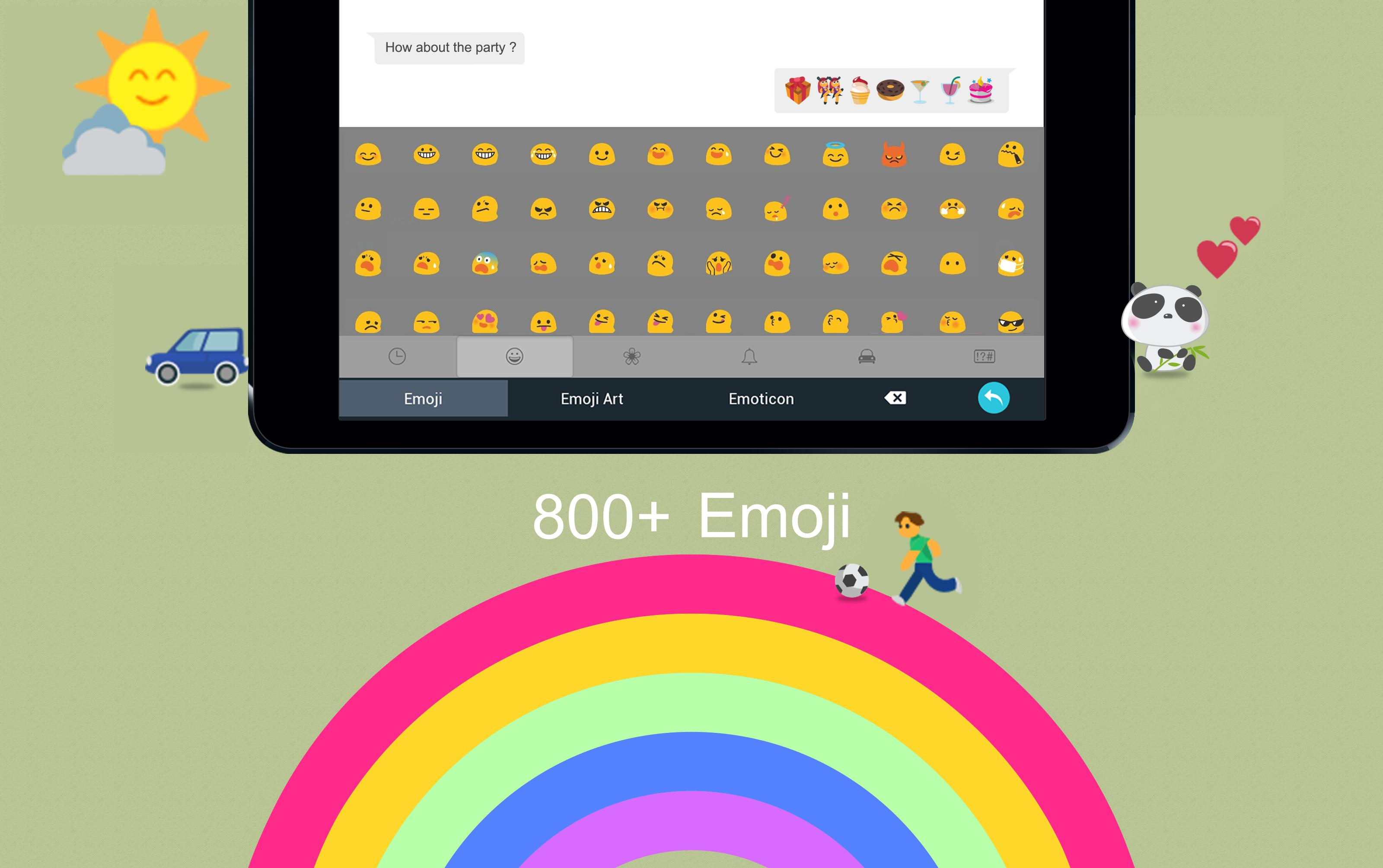 Bengali for TouchPal Keyboard for Android - APK Download