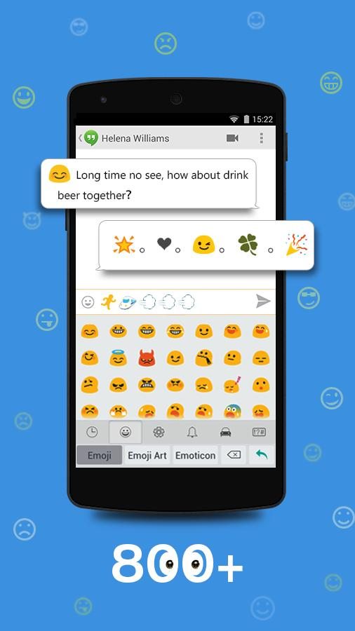 TouchPal English (US) Keyboard for Android - APK Download